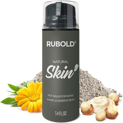 RUBOLD Natural Skin+ Dog Nose and Paw Balm | snout soother