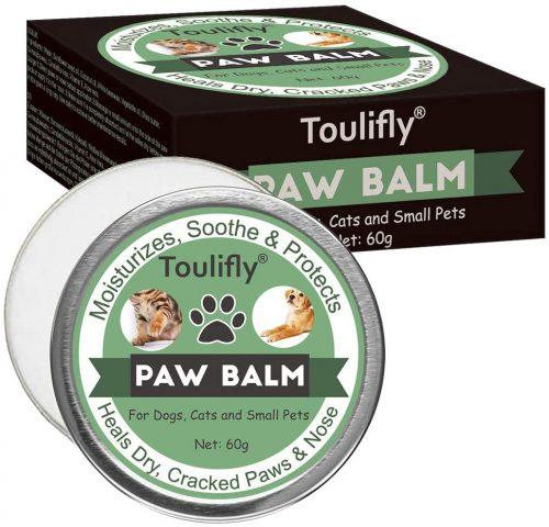 TOULIFLY Paw Balm for Dogs | snout soother