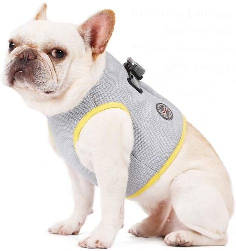 TFENG Pet Cooling Cool Summer Dog Coat Harness Vest | Cool Coats for Dogs