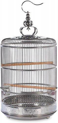 Prevue Pet Products Prevue Pet Products Stainless Steel | Stainless Steel Bird Cage