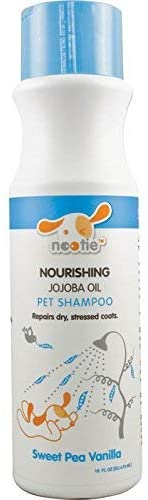 Nootie-jojoba oil Pet Shampoo, 1 Unit 16oz | Animal Shampoo Spray