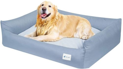 Pet Soft Cotton Dog Bed – Rectangle Dog Bed | Nest Dog Bed