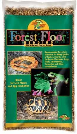 Zoo Med Forest Floor Bedding | Tortoise Bedding