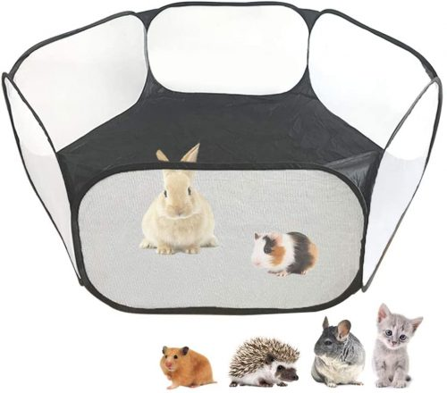 Amakunft Small Animals C&C Cage Tent, Breathable | Cage Tent For Bunny