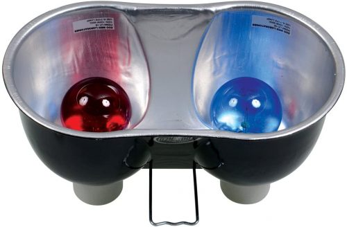 Zoo Med Dual Dome | Dome Lamp Fixtures