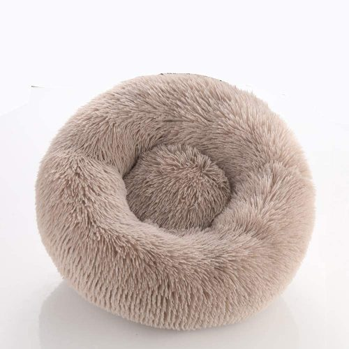 N/B Fluffy Donut Dog Bed, Comfortable and Breathable  | Nest Dog Bed