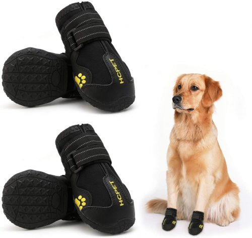 None branded HCPET Dog Boots Waterproof for Dog| Non Slip Booties For Dogs