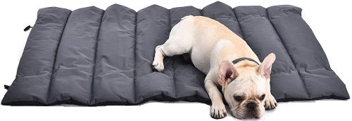Petspective Pet Mat – Portable Bed for Small Dogs| Travel Dog Bed