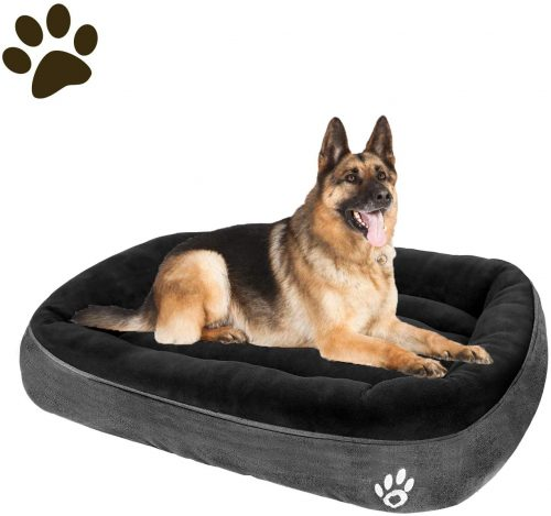 CLOUDZONE Dog Bed for Medium Dogs/Large/Small | Nest Dog Bed