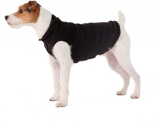 Gold Paw Duluth Double Fleece Dog Coat Pullover | Teacup Dog Clothes