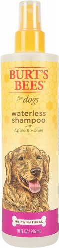 Burt's Bees All Natural Waterless Shampoo Spray for Dogs | Animal Shampoo Spray