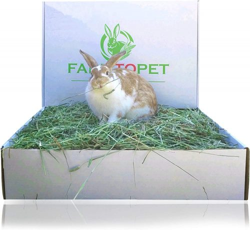 """Farm to Pet """"Best"""" 2nd Cutting Timothy hay Pet Food