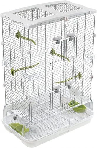 Prevue Hendryx Round | Parrot Cages