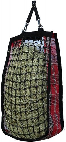 Kensington Slow Feed Hay Bag with Extra-Durable  | Hay Ring