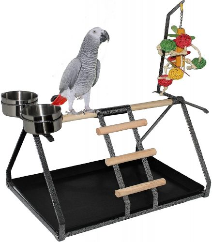 FDC Parrot Bird Perch Table Top| Parrot Tabletops