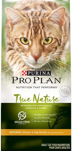 Purina Pro Plan Grain Free, Natural Dry Cat Food | Hypoallergenic Cat Food