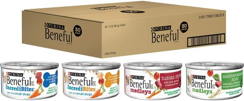 Purina Beneful Small Breed Wet Dog Food Variety Pack | Beneful Wet Dog Food