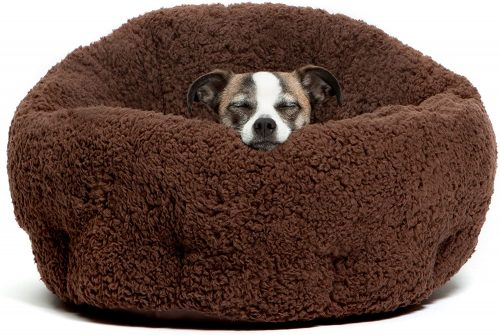 Best Friends by Sheri OrthoComfort Deep Dish Cuddler | Nest Dog Bed