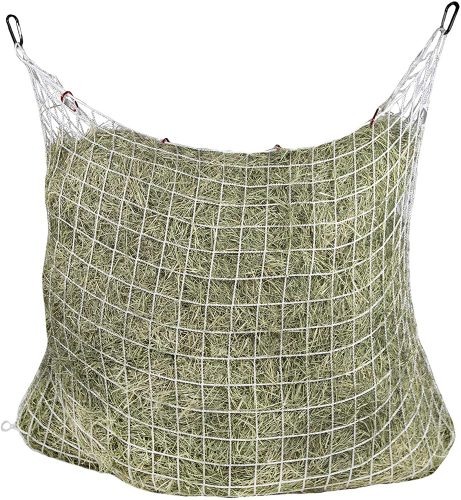 Freedom Feeder Extended Day Slow Feed Hay Net | Hay Ring