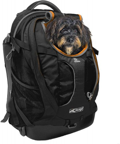 Kurgo Dog Carrier | Backpack Pet Carriers for Dogs