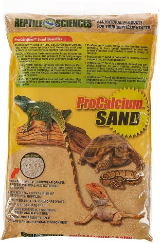 Reptile Sciences Terrarium Sand | Tortoise Bedding