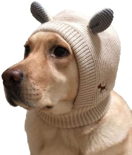 Cuteboom Dog Knitted Hat Pet Christmas Warm Caps | Winter hats for dogs