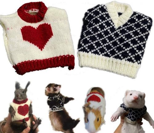 HAICHEN TEC Party Cosplay | Guinea Pig Christmas Costumes