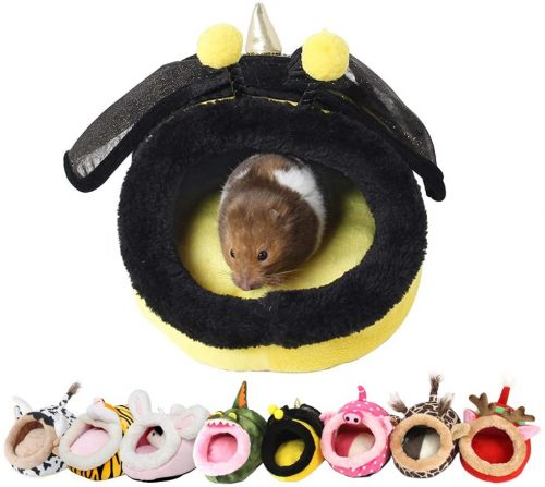 MYIDEA Bed for small pets | Guinea Pig Christmas Beds