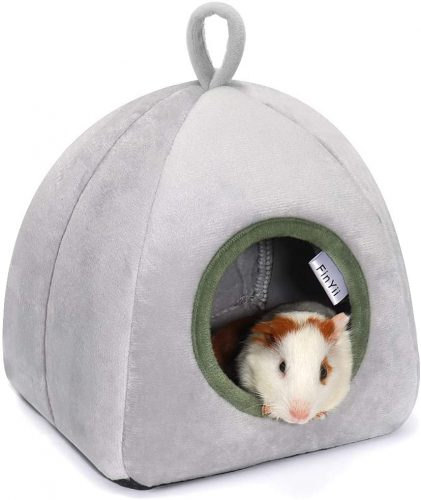 FinYii Cage Cave Bed House | Guinea Pig Christmas Beds