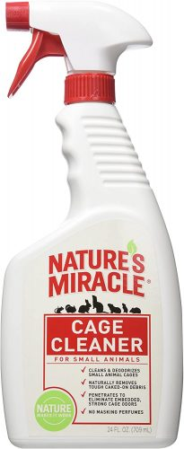 Nature's Miracle Animal Cage Cleaner | Cage Cleaners