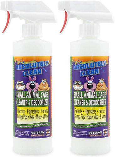Absolutely Clean Spray Cage Cleaner | Cage Cleaners