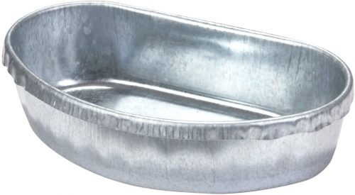 LITTLE GIANT Rabbit Metal Cage Cup| Hedgehog Water Dish