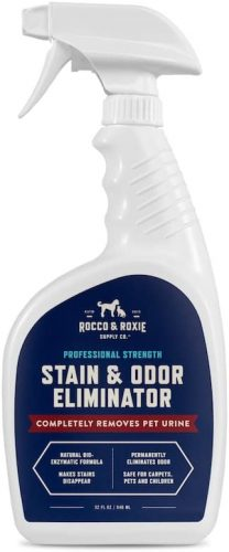 Rocco and Roxie Stain and Odor Eliminator | Hedgehog Cleaning Supplies