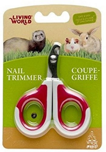 Living World Animal Nail Trimmer | Nail Clippers For Hedgehogs