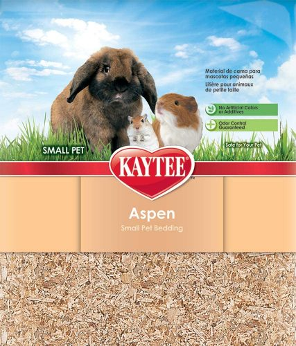 Kaytee All Natural Aspen Bedding | Hedgehog Safe Bedding