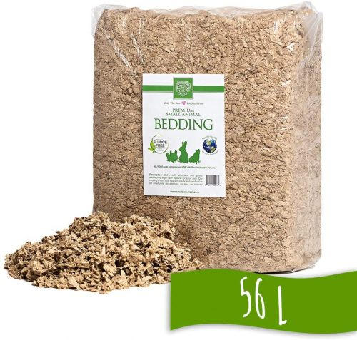 Small Pet Select Natural Paper Bedding | Hedgehog Safe Bedding