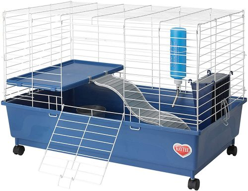 Kaytee My First Home 2-level Pet Habitat| Hedgehog Cages