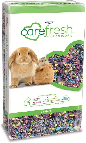 Carefresh Small Pet Bedding | Hedgehog Safe Bedding