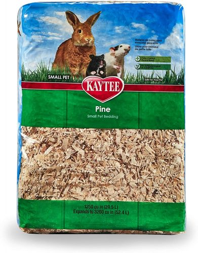 Kaytee Pine Bedding | Hedgehog Safe Bedding