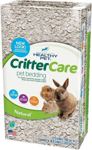 Healthy Pet HPCC Natural Bedding | Hedgehog Safe Bedding