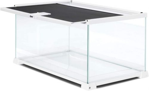 OIIBO 10 Gallon Glass Cages| Cage For Chameleon
