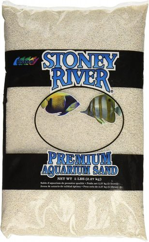 Stoney River White Aquatic Sand Freshwater Substrate | Aquarium Substrate